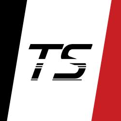 Logo design for TS