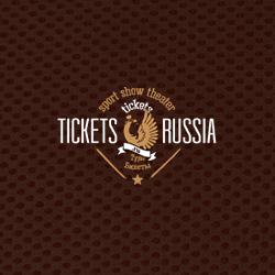 Logo design for Tickets Russia