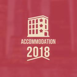 Logo design for Accomodation