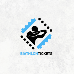 Logo design for Biathlon Tickets