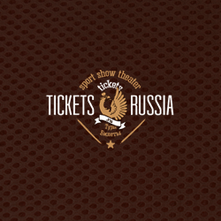 Logo design for Tickets Russia