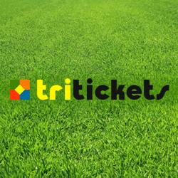Logo design for Tritickets